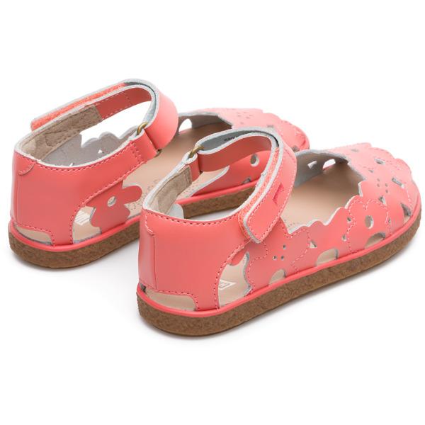 Camper Twins Pink Sandals Kids K800161-001