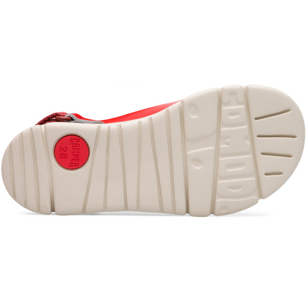 Camper Mira Red Sandals Kids K800163-001