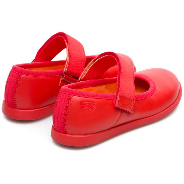 Camper Noon Red Ballerinas Kids K800165-002