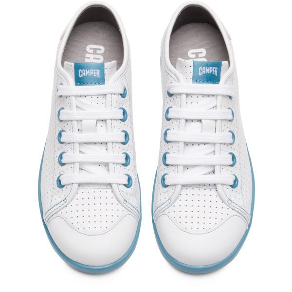 Camper Noon White Sneakers Kids K800167-001