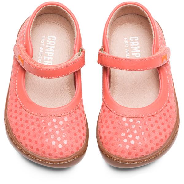 Camper Peu Pink Ballerinas Kids K800194-001