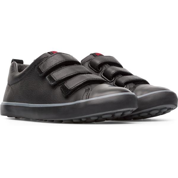Camper Pursuit Black Sneakers Kids K800203-001