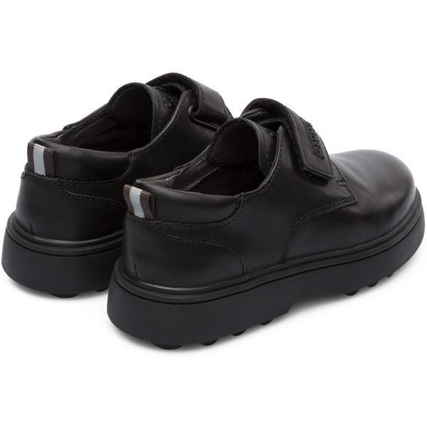 Camper Norte Black Velcro Kids K800219-001