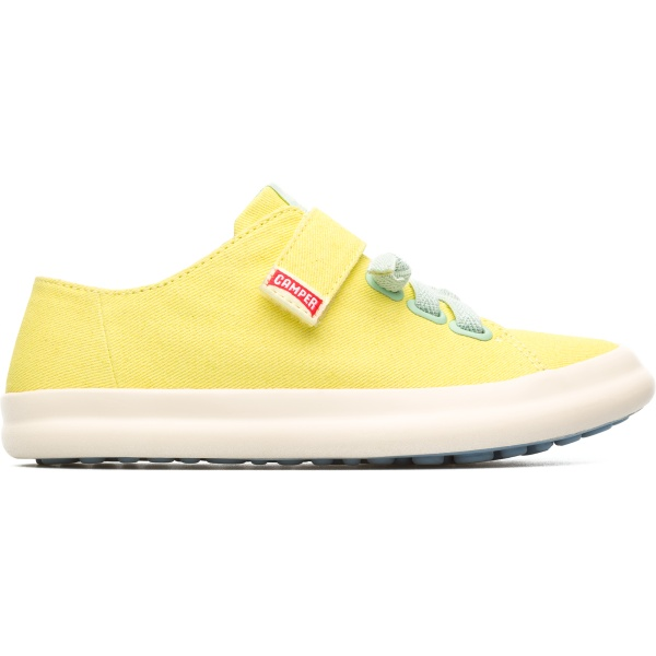 Camper Pursuit Yellow Sneakers Kids K800235-004