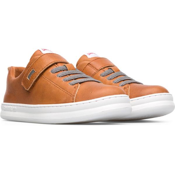 Camper Runner Brown Sneakers Kids K800247-003