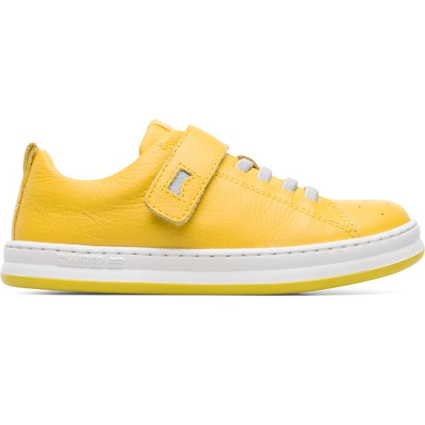 Camper Runner Yellow Sneakers Kids K800247-007