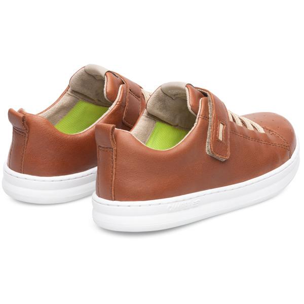 Camper Runner Brown Sneakers Kids K800247-008
