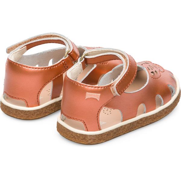 Camper Twins Brown Sandals Kids K800283-003