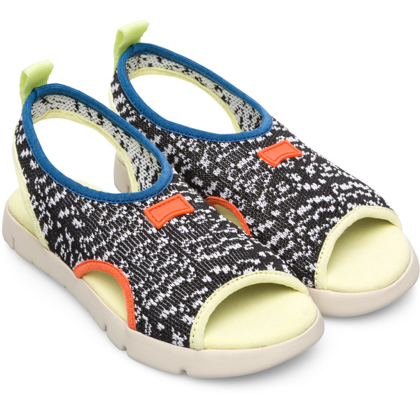Camper Mira Multicolor Sandals Kids K800292-002