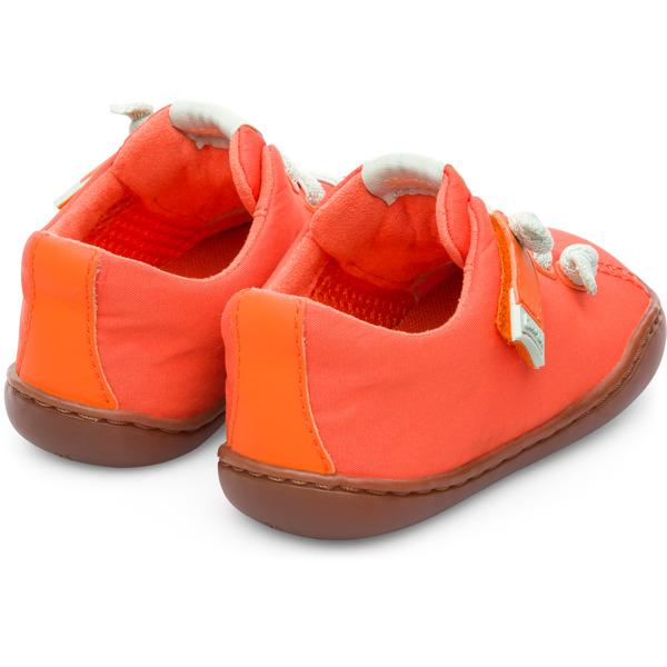 Camper Peu Orange Velcro Kids K800298-007