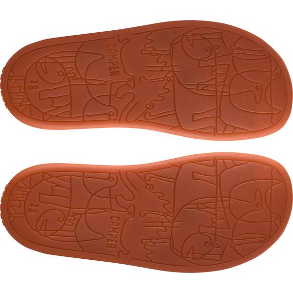 Camper Twins Multicolor Sandals Kids K800306-002