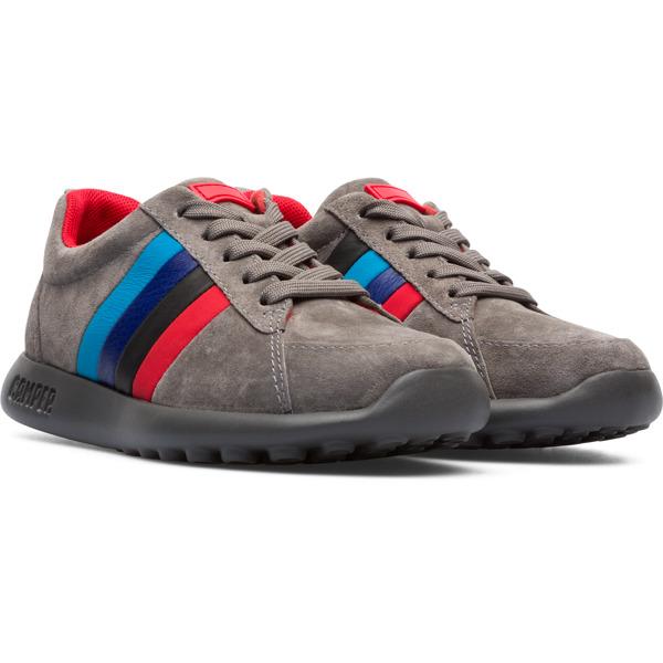 Camper Twins Grey Sneakers Kids K800313-001