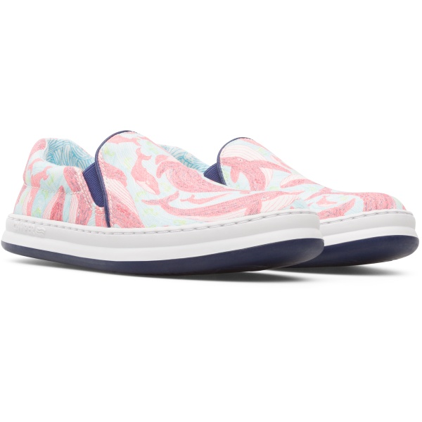 Camper Twins Multicolor Sneakers Kids K800359-003