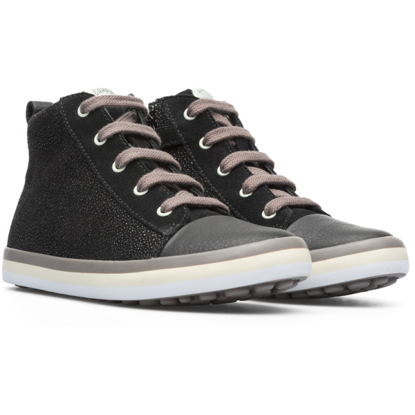 Camper Pursuit Black Sneakers Kids K900014-012