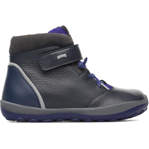 Camper Peu Pista Blue Boots Kids K900071-002