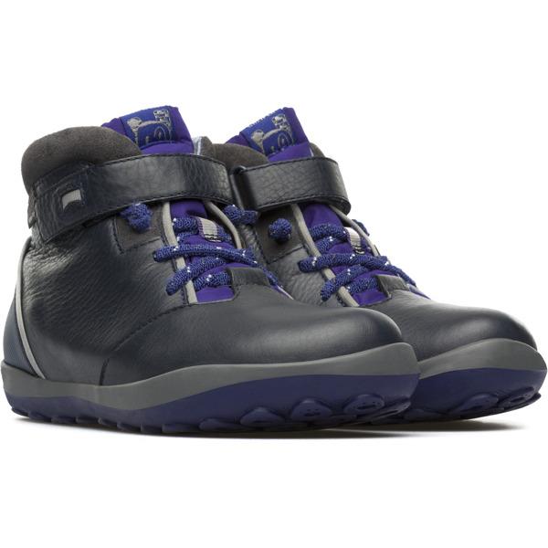 Camper Peu Pista Blue Boots Kids K900072-002