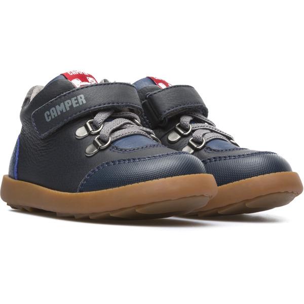 Camper Bryn Blue Boots Kids K900077-004