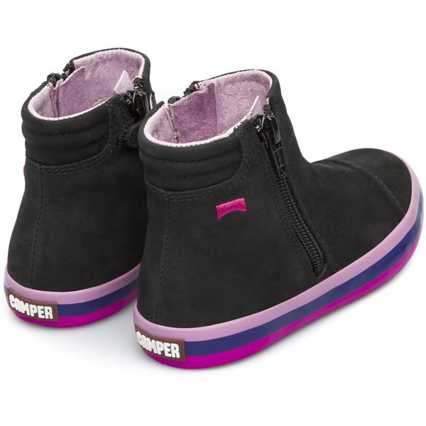 Camper Pursuit Black Sneakers Kids K900083-001