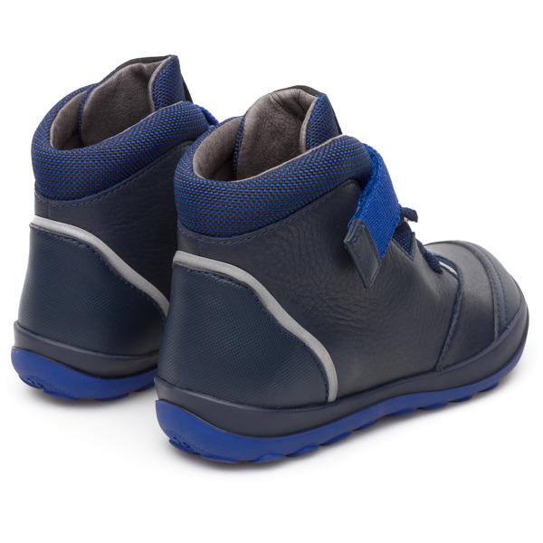 Camper Peu Pista Blue Boots Kids K900106-005