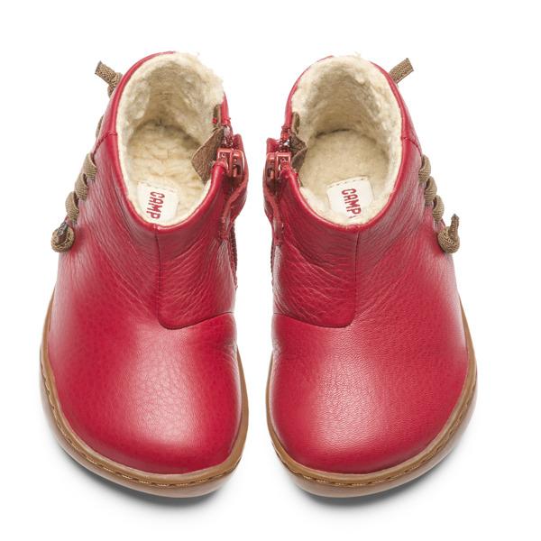 Camper Peu Red Boots Kids K900111-003