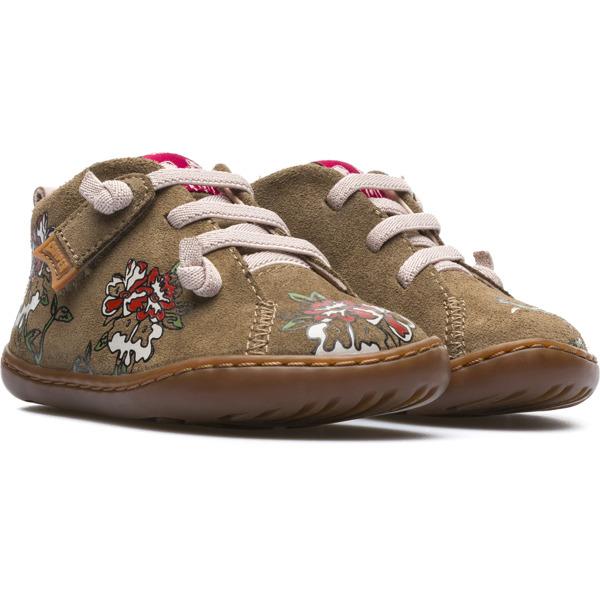 Camper Twins Brown Boots Kids K900123-001