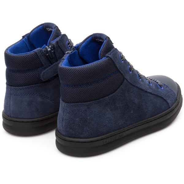 Camper Runner Blue Sneakers Kids K900128-004