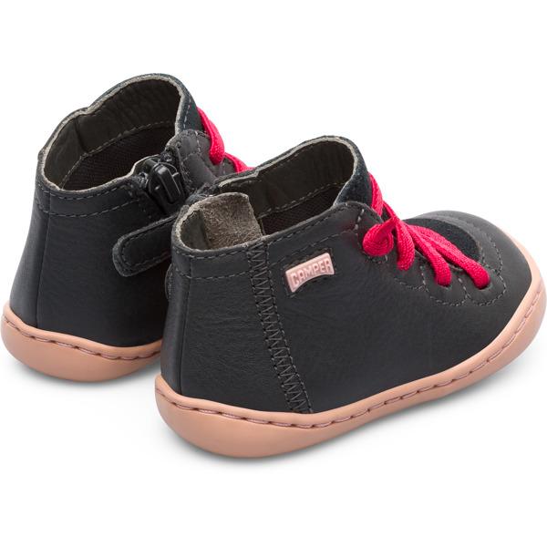 Camper Peu Grey Boots Kids K900131-008