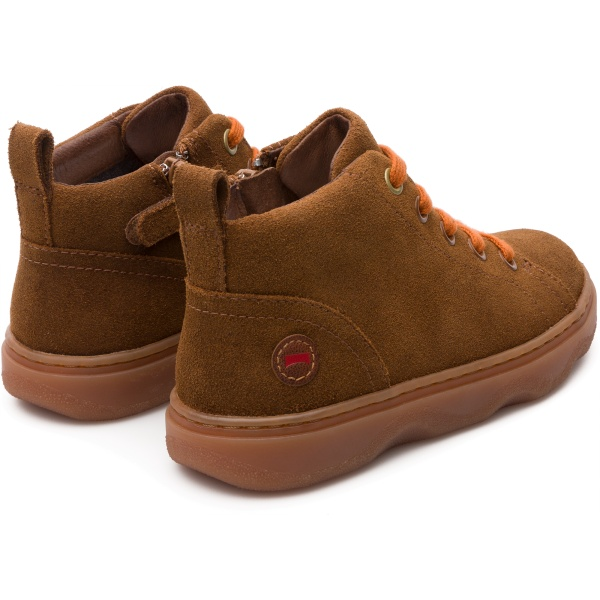 Camper Kido Brown Boots Kids K900138-001