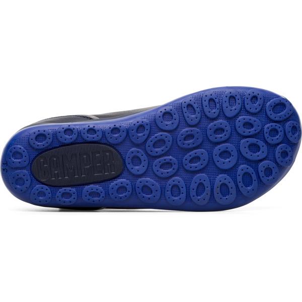 Camper Peu Pista Blue Boots Kids K900140-004