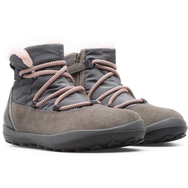 Camper Peu Pista Multicolor Boots Kids K900141-001