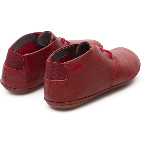 Camper Right Red Boots Kids K900144-002