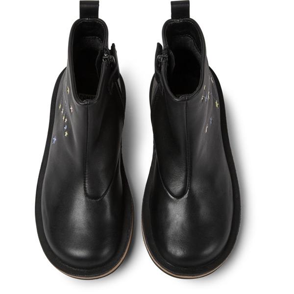 Camper Twins Black Boots Kids K900145-001