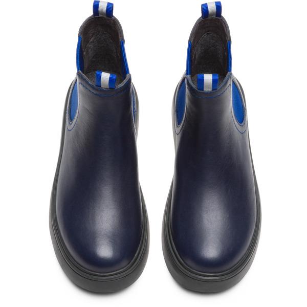 Camper Norte Blue Boots Kids K900149-002