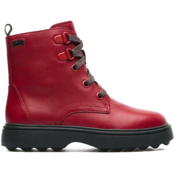 Camper Norte Red Boots Kids K900150-003