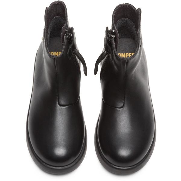 Camper Duet Black Boots Kids K900158-001