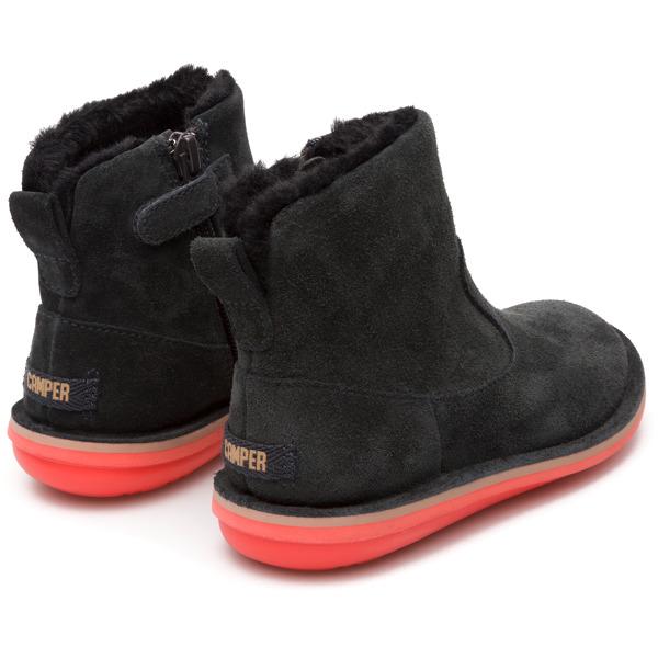 Camper Beetle Grey Boots Kids K900161-001