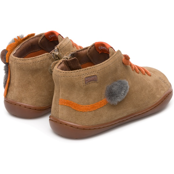 Camper Twins Brown Boots Kids K900172-001