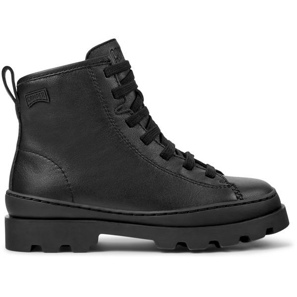 Camper Brutus Black Boots Kids K900179-002