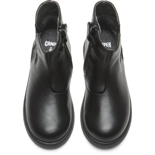 Camper Duet Black Boots Kids K900183-003