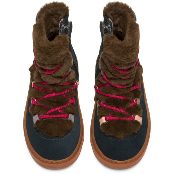 Camper Twins Multicolor Boots Kids K900188-003