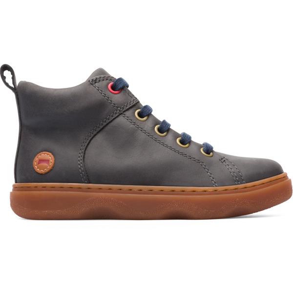 Camper Kido Grey Boots Kids K900189-001