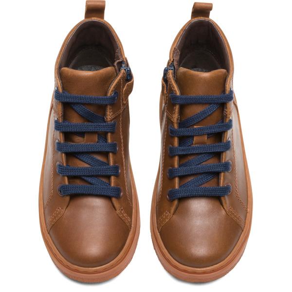 Camper Kiddo Brown Boots Kids K900189-002