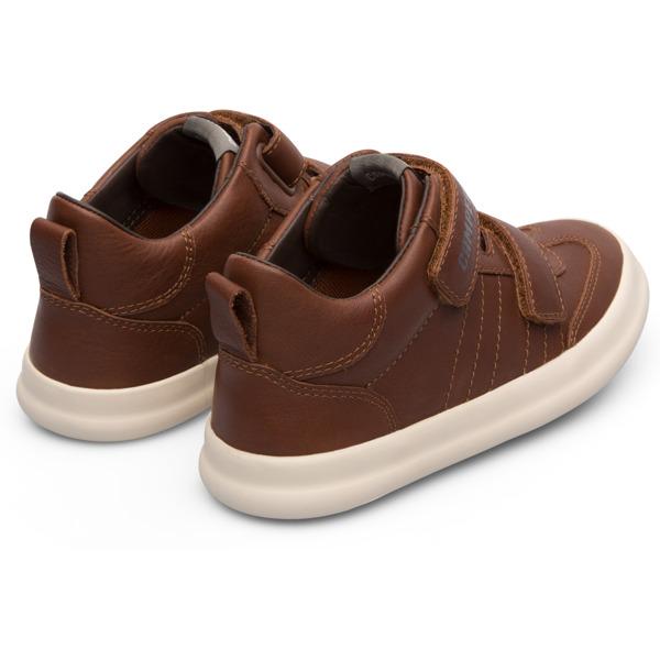 Camper Pursuit Brown Sneakers Kids K900197-004