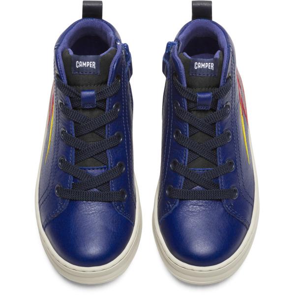 Camper Runner Blue Sneakers Kids K900200-004