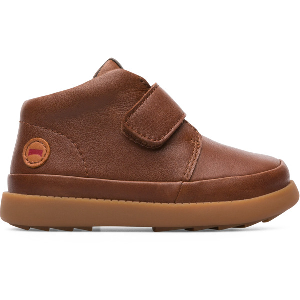 Camper Bryn Brown Boots Kids K900203-004