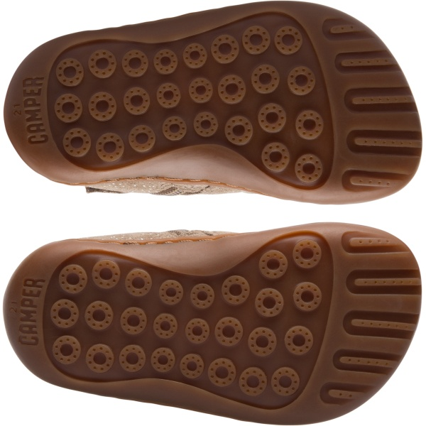 Camper Twins Grey Boots Kids K900205-003