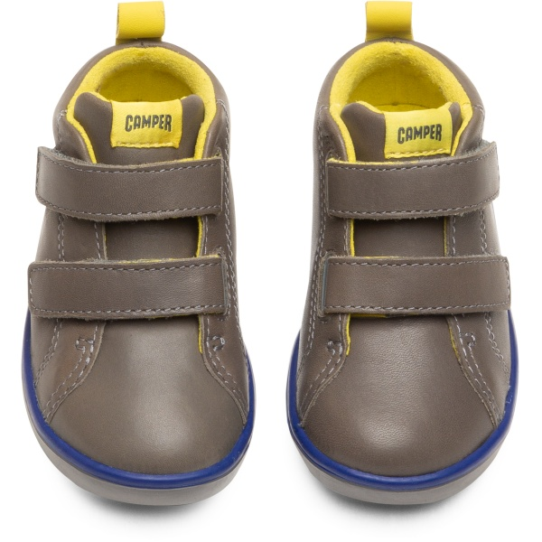 Camper Pursuit Grey Sneakers Kids K900209-001