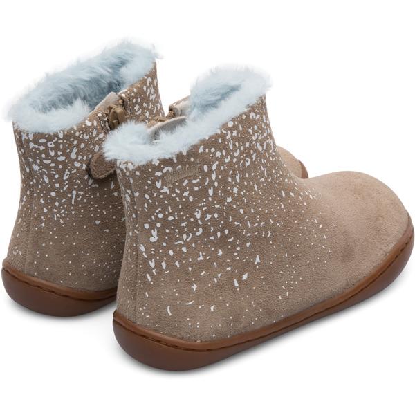 Camper Twins Grey Boots Kids K900216-002