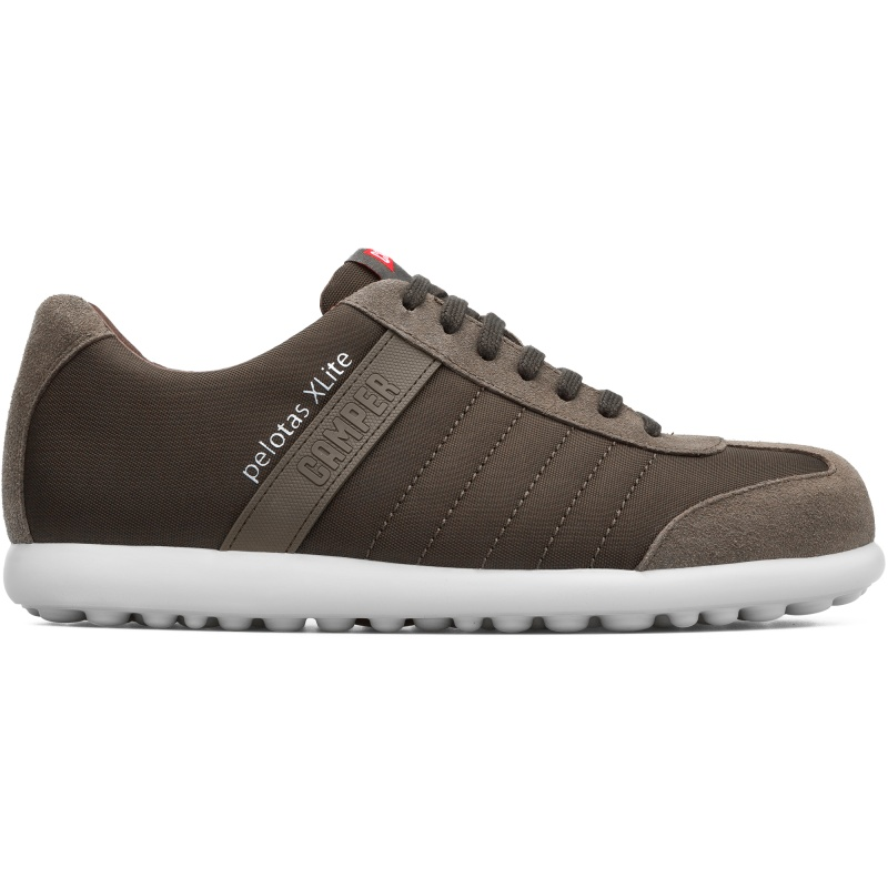Camper Pelotas xlite, Sneaker Herren, Grün , Größ|e 45 (EU), 18302-109 | Schuhe > Sneaker > Sneaker low | Grün | Textile | CAMPER