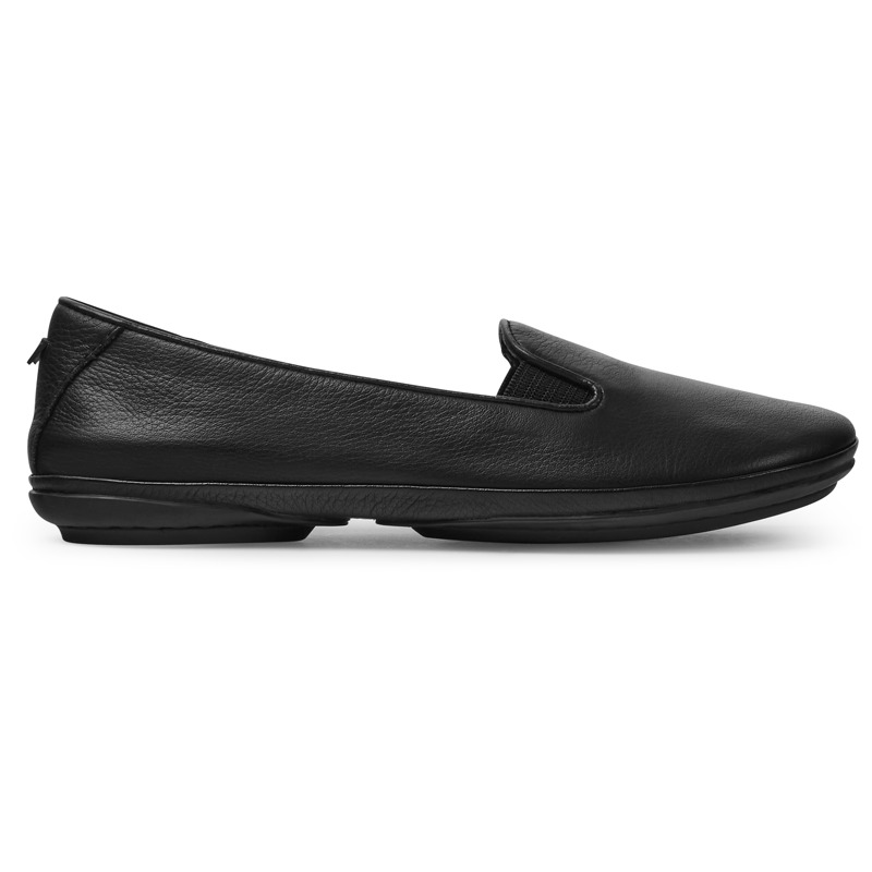 Camper Right, Ballerinas Women, Black , Size 35 (EU), 22017-013